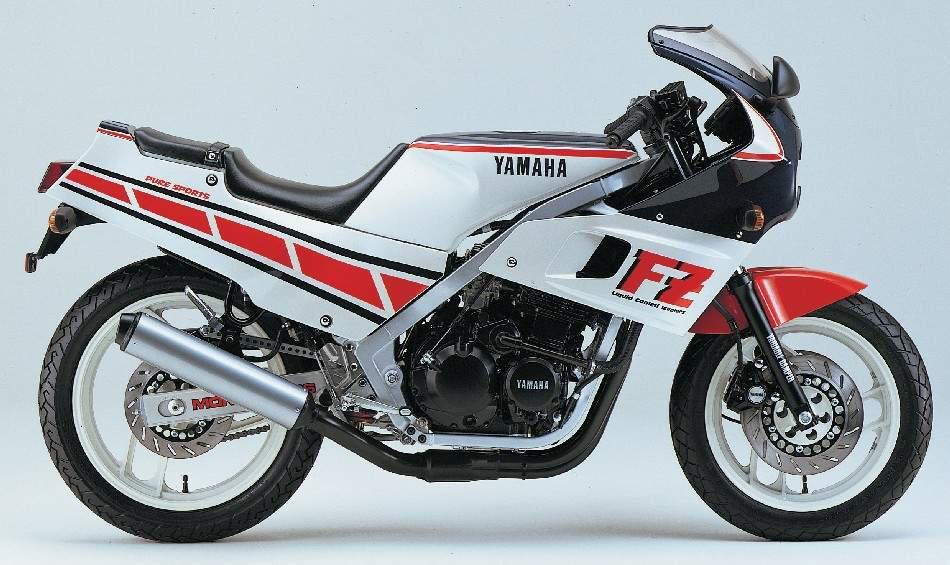 1986 Yamaha FZ 400 R